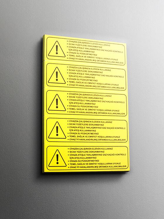 PVC Etiket Leksan Etiket 02