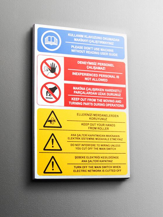 PVC Etiket Leksan Etiket 03